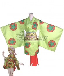 One Piece Carrot Kimono Cosplay Costume