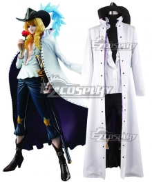One Piece Cavendish Cosplay Costume