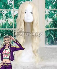 One Piece Doctor Kureha White Cosplay Wig