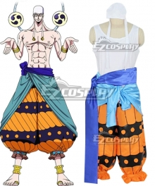 One Piece Enel Cosplay Costume
