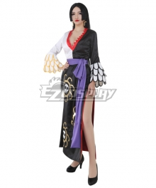 One Piece: Stampede 2019 Movie Boa Hancock Cosplay Costume