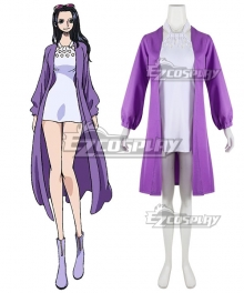 One Piece: Stampede 2019 Movie Nico Robin Cosplay Costume