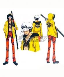 One Piece: Stampede 2019 Movie Trafalgar Law Cosplay Costume