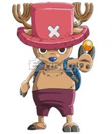 One Piece Tony Tony Chopper Cosplay Costume