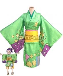 One Piece Wano Country Arc O Tama Kimono Cosplay Costume
