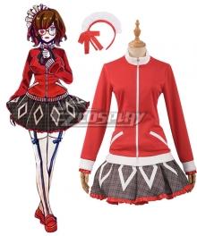 Ookami Game Wolf Game Mori Misaki Cosplay Costume