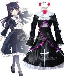Oreimo My Little Sister Can't Be This Cute Ruri Goko Cosplay Costume