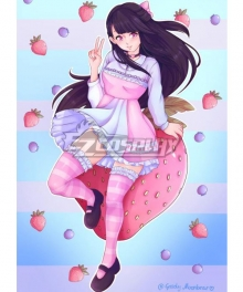 Original Character Berry Cosplay Costume