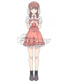 Oshi ga Budoukan Ittekuretara Shinu Maina Ichii Cosplay Costume
