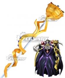 Overlord Ainz Ooal Gown Momonga Staff Cosplay Weapon Prop
