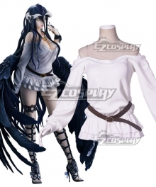 Overlord Albedo: So-Bin Ver. Cosplay Costume