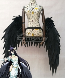 Overlord Albedo Wing Cosplay Accessory Prop