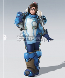 Overwatch 2 OW Mei Cosplay Costume