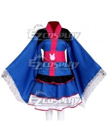Overwatch D.VA DVA Song HANA Kimono Cosplay Costume