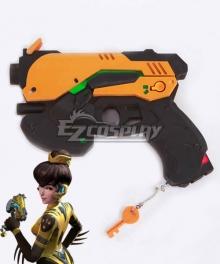 Overwatch OW D.Va Hana Song Lunar New Year Korean Palanquin Skin Gun Cosplay Weapon Prop
