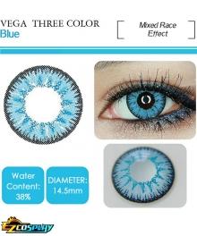 OVOLOOK Vega Blue Sayaka Maizono Nejire Hado Giyu Tomioka Cosplay Contact Lense