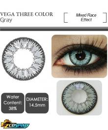 OVOLOOK Vega Gray Grey Nagito Komaeda Shuichi Saihara Kirumi Tojo Cosplay Contact Lense