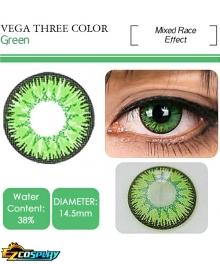 OVOLOOK Vega Green Tenko Chabashira Muichiro Tokito Tornado of Terror Cosplay Contact Lense