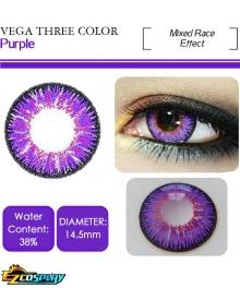 OVOLOOK Vega Purple Kanao Tsuyuri Kanata Ubuyashiki Noriaki Kakyoin Cosplay Contact Lense
