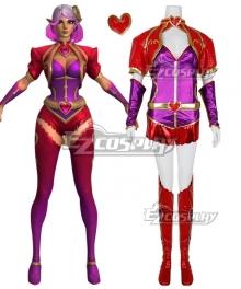 Paladins Heartbreaker Skye Cosplay Costume