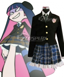 Panty And Stocking with Garterbelt Stocking Uniform Cosplay Costume