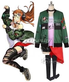 Persona 5: Dancing Star Night Futaba Sakura New Edition Cosplay Costume