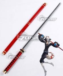 Persona 5 Fox Yusuke Kitagawa Sword Scabbards A Cosplay Weapon Prop