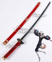 Persona 5 Fox Yusuke Kitagawa Sword Scabbards B Cosplay Weapon Prop
