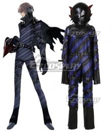 Persona 5 Goro Akechi Loki Cosplay Costume