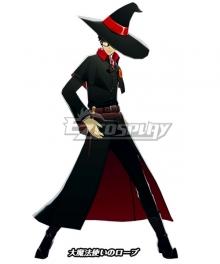 Persona 5 Halloween Wizard's Robe Akira Kurusu Ren Amamiya Cosplay Costume
