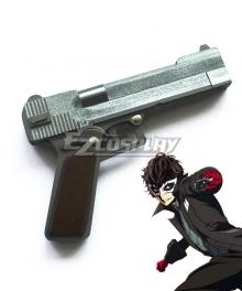 Persona 5 Joker Protagonist Akira Kurusu Ren Amamiya Gun Cosplay Weapon Prop