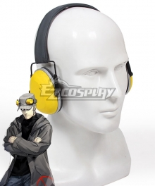 Persona 5 Munehisa Iwai Headset Cosplay Accessory Prop