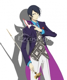 Persona 5 the Animation Masquerade Party Fox Yusuke Kitagawa Cosplay Costume