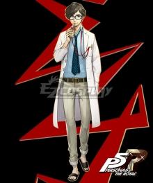 Persona 5 The Royal Takuto Maruki Cosplay Costume