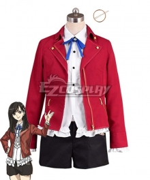 Phantom in the Twilight Bayrou Ton Cosplay Costume