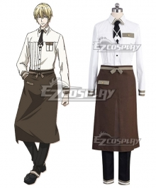 Phantom in the Twilight Vlad Garfunkel Cosplay Costume