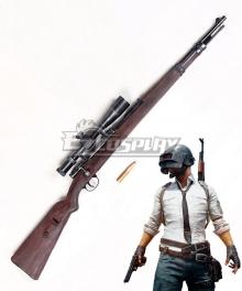 PlayerUnknown's Battlegrounds First Person Game Karabiner 98 Kurz Gun Cosplay Weapon Prop