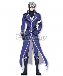 Plunderer Jail Murdoch Cosplay Costume