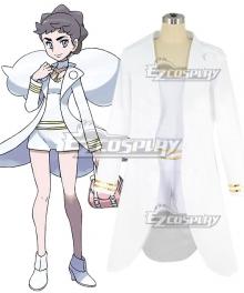 Pokémon Champion Diantha Cosplay Costume