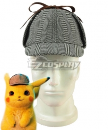 Pokemon: Detective Pikachu Pikachu Hat Cosplay Accessory Prop