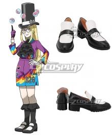 Pokemon Pokémon Sword And Shield Avery White Black Cosplay Shoes