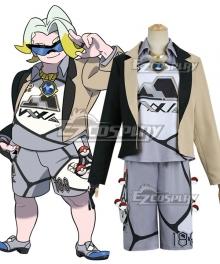Pokemon Pokémon Sword And Shield Gordie Cosplay Costume