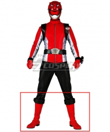 Power Rangers Beast Morphers Beast Morphers Red Red Shoes Cosplay Boots