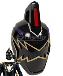 Power Rangers Dino Thunder Black Dino Ranger Helmet Cosplay Accessory Prop