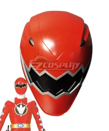 Power Rangers Dino Thunder Red Dino Ranger Helmet Cosplay Accessory Prop