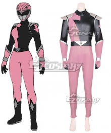 Power Rangers HyperForce HyperForce Pink Cosplay Costume