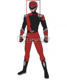 Power Rangers HyperForce HyperForce Red Helmet Cosplay Accessory Prop