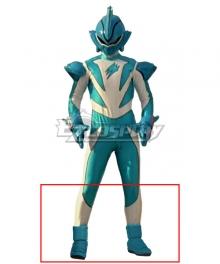 Power Rangers Jungle Fury Jungle Fury Shark Ranger Blue Cosplay Shoes