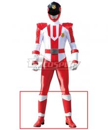 Power Rangers Kaitou Sentai Lupinranger VS Keisatsu Sentai Patranger Patren 1gou Red Shoes Cosplay Boots
