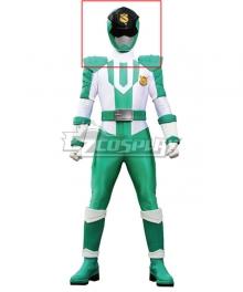 Power Rangers Kaitou Sentai Lupinranger VS Keisatsu Sentai Patranger Patren 2gou Helmet Cosplay Accessory